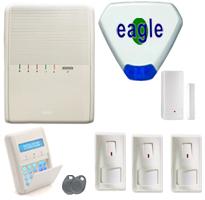 Risco Agility 3 Wireless Alarm