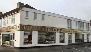 Timbercraft's Patchway Showroom