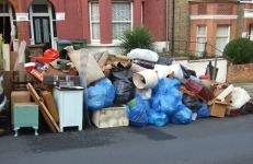 House clearance and waste disposal for Estate Agents in Greenwich, South East London. No Loading/Time Charges