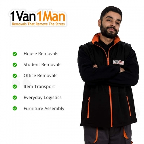 Removals In York Services 1 Van 1 Man Removals