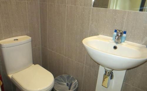 Bathroom at Abercorn House London