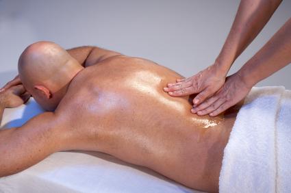 Deep Tissue Massage for Men in Kent