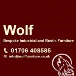 Wolf Joinery & Bespoke Rustic Furniture