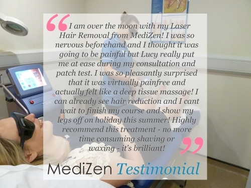 Laser Hair Removal Feedback