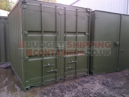 20ft Refurbished Shipping Containers