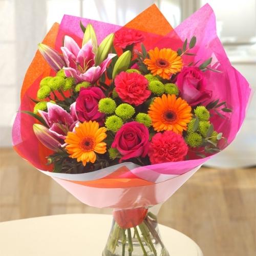 Vibrant Bouquet 01