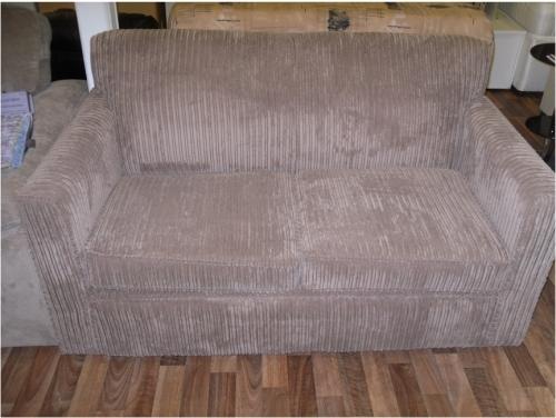 Kentucky metal action sofa bed