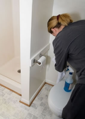 Domestic Cleaning 1