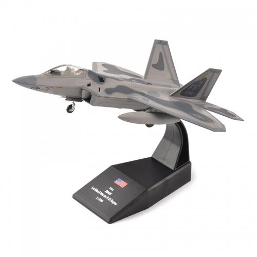 F-22 Raptor Diecast Model