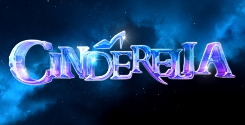 Cinderella Logo design, photo-retouching and artwork