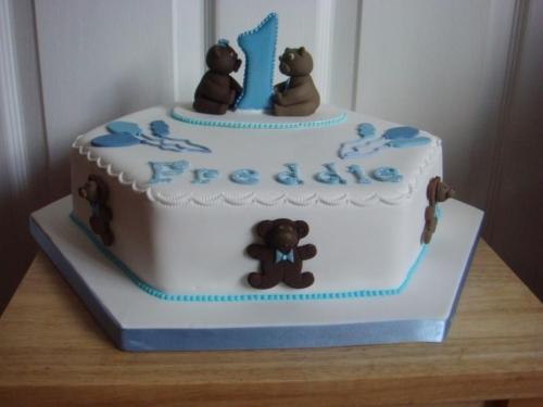 1st Birthday Teddy Bears