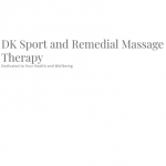 DK Sport and Remedial Massage Therapy