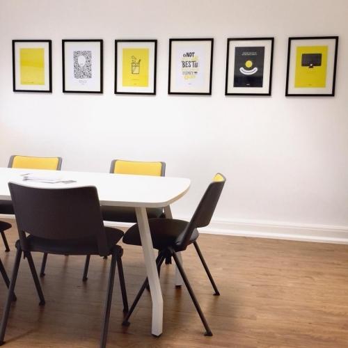 Arena Creative Board Room
