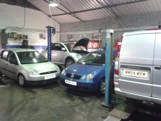 Car Repairs Shawlands