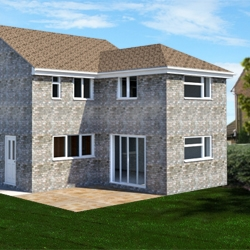 Plans for House  Extensions
