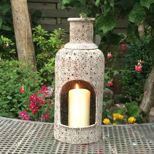 Table Top Chimenea Large £21.99 Small £16.99