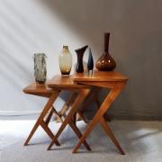 Bengt Ruda Danish Nest Of Tables