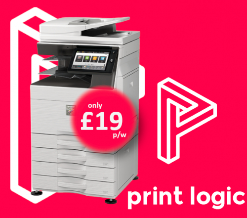 New Photocopiers from £30/mth
