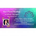 Rias Reiki Healing & Holistic Therapies