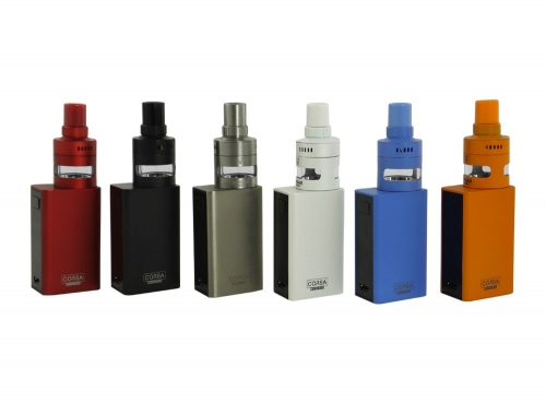 Corsa Micro E-cig Kit and E-liquid Oldham
