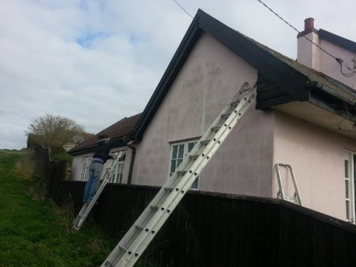 Exterior House Painting Ipswich
