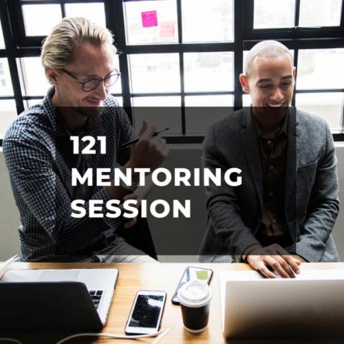 121 Mentoring Session