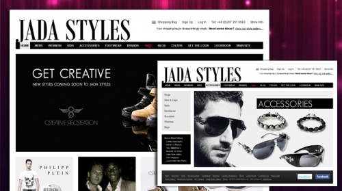 Jada Styles Website