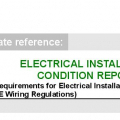 EICR - Landlord Safety Certificate