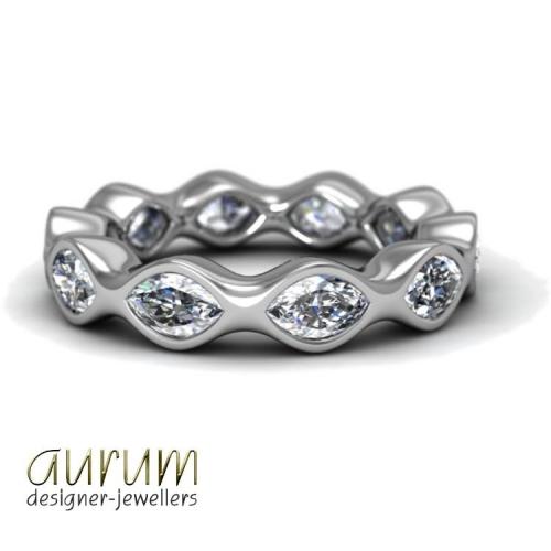 The Eternity Ring She Deserves...