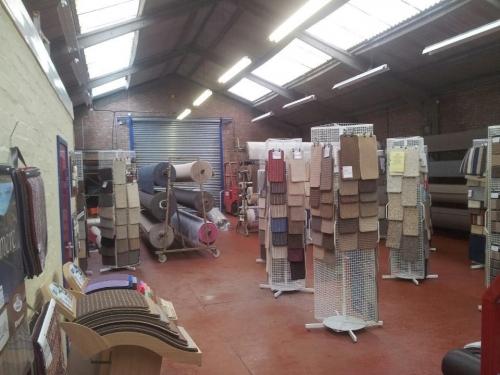 Over 100 Ranges of Carpet!