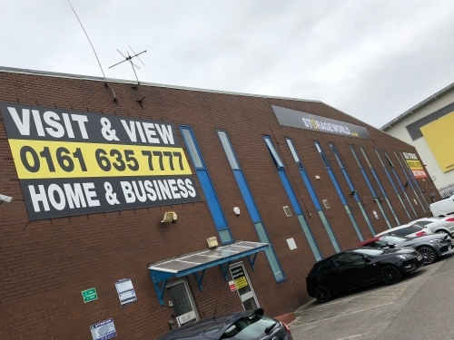Storage World Middleton - beside Middleton Arena