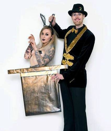 Magicians available for hire
