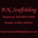 B N Scaffolding