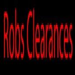 Robs Clearances