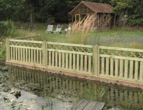 Garden Structures Amp Timber Supplies Fencing Contractors