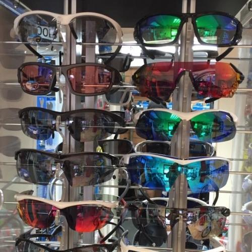 Full range of Tifossi eyewear