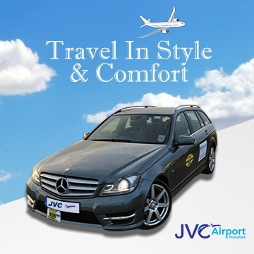 Jvc Airport Taxis And Transfers From Lancaster