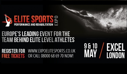Elite Sports Performance & Rehab Expo - 8th & 9th May 2019