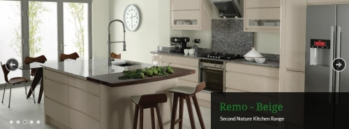 Second Nature Range - Remo, Beige