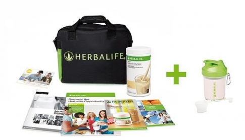 Herbalife Member Pack to start and register in the business