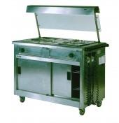 C2332 Electric Hot Servery Unit New