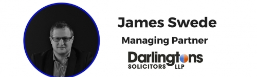 James Swede Head of property law department