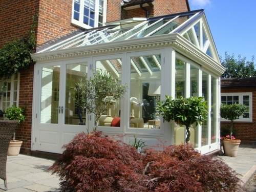 Gable Fronted Conservatory