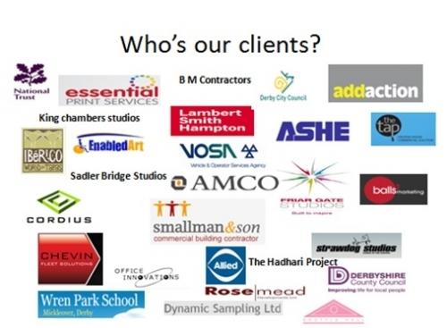 Companies We Work With