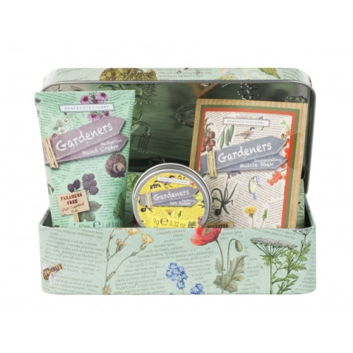 Heathcote & Ivory SOS Gift Tin