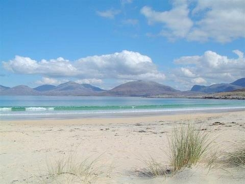 Hebridean Beach Ceolnamaraharris