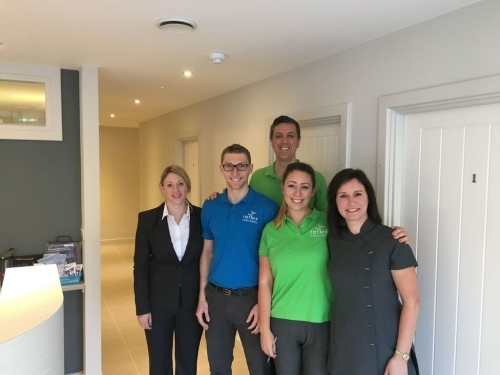 Reading Chiropractor And Reading Osteopath Team