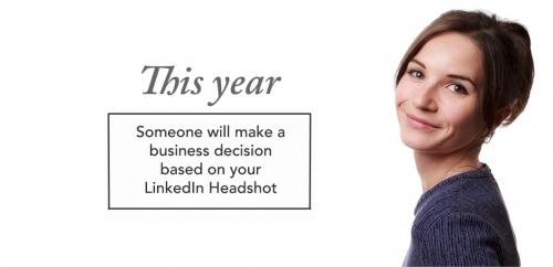 Corporate Headshot This Year