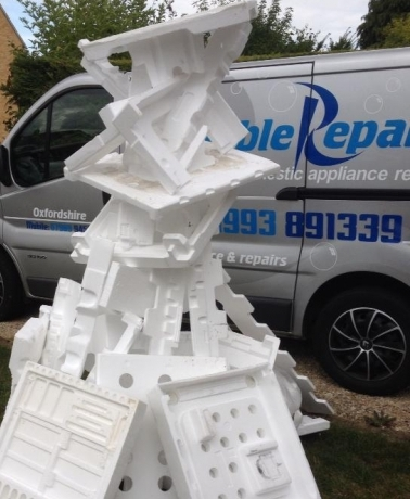 We even recycle the polystyrene packaging when you buy from us!!