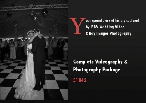 Photography/Videography Package